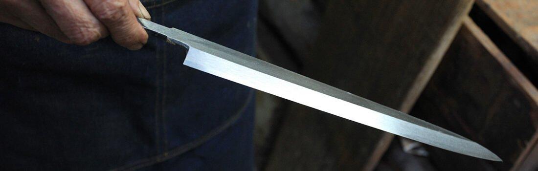 Hatsuke (Creating the edge) Japanese knife Japanese knives