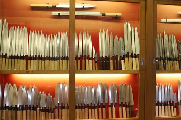 Knife retailers