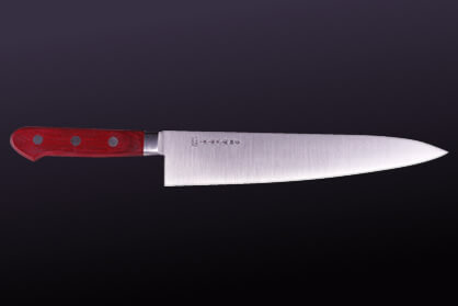 Western knife, Gyuto, Chef's knife Top