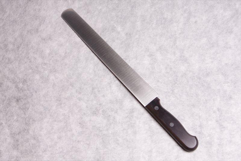 Sponge cake knife